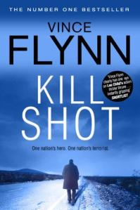 Vince Flynn Kill Shot book cover