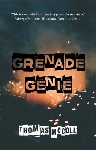 Thomas McColl Grenade Genie front cover